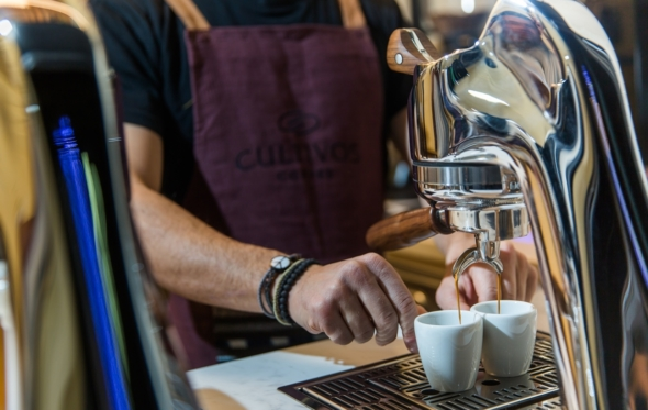 Espresso 5ης γενιάς: η Cultivos εμπειρία της Νέας Σμύρνης