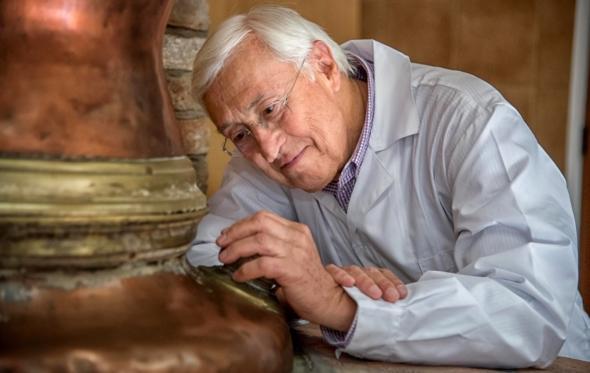 Νίκος Καλογιάννης, Πρόεδρος ποτοποιίας Πλωμαρίου «Ισίδωρος Αρβανίτης»