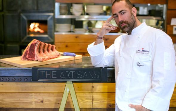 Μια τελετή μύησης στην ιερότητα του κρέατος: οι ARTISANS τιμούν τον Άρη Βεζενέ