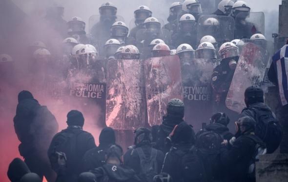 Μακεδονικό: Ο κίνδυνος ενός νέου διχασμού, ανώτερος του ονόματος