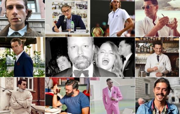 Οι 50 πιο στυλάτοι Έλληνες της χρονιάς