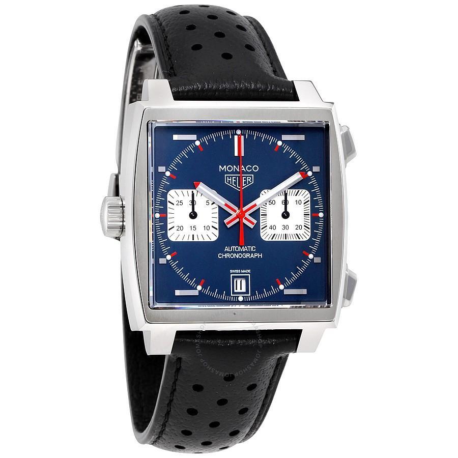 857f0ec957 tag-heuer-monaco-automatic-denim-blue-dial-men s-watch-caw211p ...