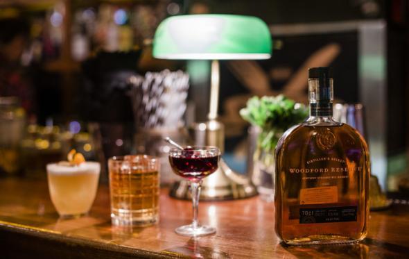 Τα premium whisky cocktails, με Woodford Reserve Rye