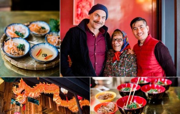 Πρώτη ματιά στο Madame Phu Man Chu: το εξαιρετικό βιετναμέζικο που έλειπε