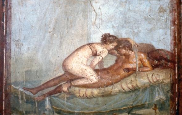 Roma-Amor: ερωτική ποίηση για τον ηδονοθήρα αναγνώστη