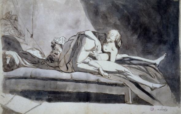 Η Παρτούζα του Νίκου Φωκά: ένα ερωτικό ποίημα, ένα μεγαλειώδες όργιο