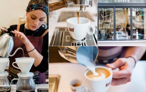 Δοκιμάσαμε τους καφέδες του νέου Cultivos Coffee στην Νέα Σμύρνη