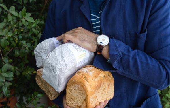 Υπάρχει μεγαλύτερη πολυτέλεια από το εξαιρετικό ψωμί;