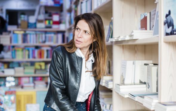 Ξένια Κουναλάκη: «Οι Έλληνες είμαστε πρωταθλητές του αντισημιτισμού στην Ευρώπη»