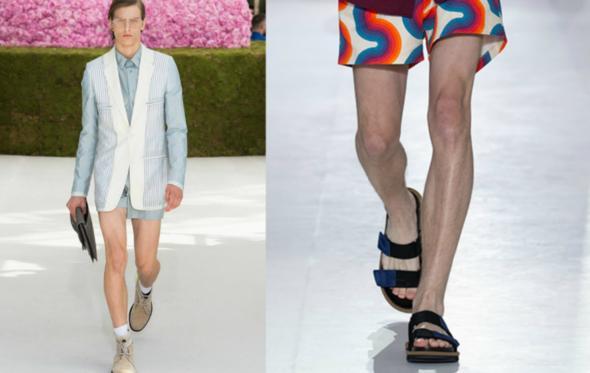 Οι 10 χειρότερες αντρικές τάσεις μόδας αυτή τη σεζόν