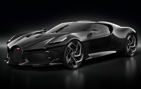 Bugatti La Voiture Noire: η αυτοκινητική haute couture που αντιστέκεται