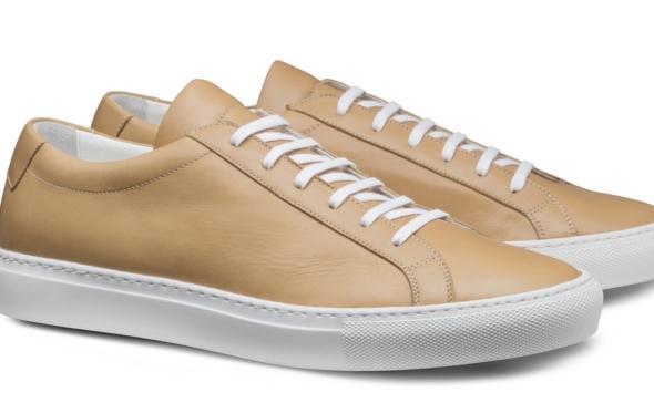 Δερμάτινα sneakers κατά παραγγελία: Το ιδανικό smart casual παπούτσι για την άνοιξη