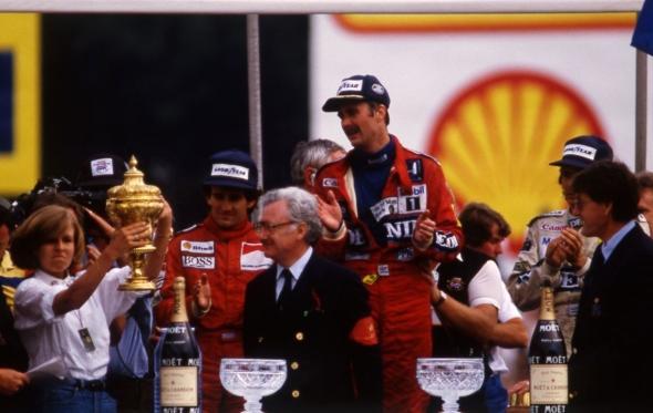 Lady Virginia Williams: η γενναία γυναίκα της F1