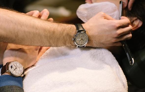 Η ιερότητα του ξυρίσματος: μια ολότελα ανδρική υπόθεση