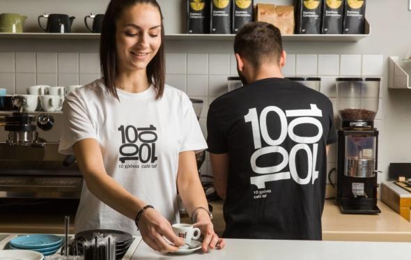 10 χρόνια Taf Café: το στέκι που έκανε τον εκλεκτό καφέ καθημερινή κουλτούρα