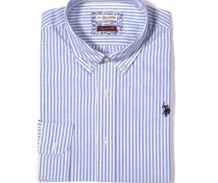 Το λινό πουκάμισο με τα κουμπάκια στο γιακά που πρέπει να έχεις για το καλοκαίρι
