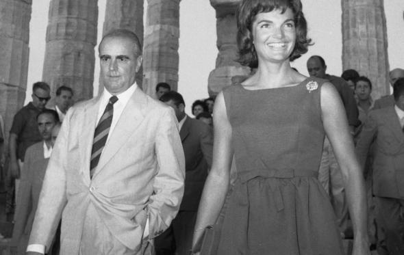 Το δωρικό στυλ του Κωνσταντίνου Καραμανλή (1907-1998)