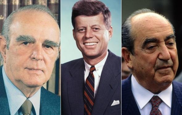 Αληθινά ανέκδοτα: ο Καραμανλής, ο Μητσοτάκης και ο Κέννεντυ όπως δεν τους ξέραμε