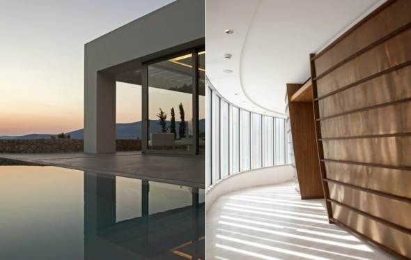 Η αρχιτεκτονική μέσα από το φακό της Λουίζας Νικολαΐδου