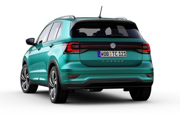 Οδηγήσαμε το νέο VW T-Cross: γιατί να το προτιμήσετε από ένα Polo;