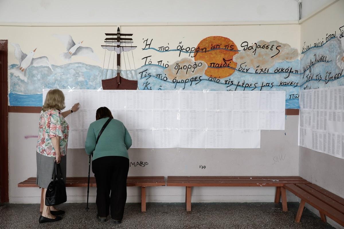 0467c58c463 Aυτοδιοικητικές; Elections 2019; Greece; Municipal elections ...