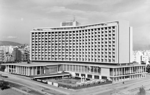 Έτσι γεννήθηκε το ωραιότερο Hilton του κόσμου