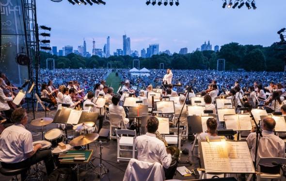 To ατέλειωτο μουσικό καλοκαίρι της Νέας Υόρκης