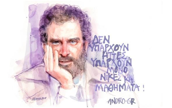 Κωνσταντίνος Μαρκουλάκης: «Ούτε υπουργός, ούτε βουλευτής θα γινόμουν. Εχω ήδη μια σοβαρή δουλειά»