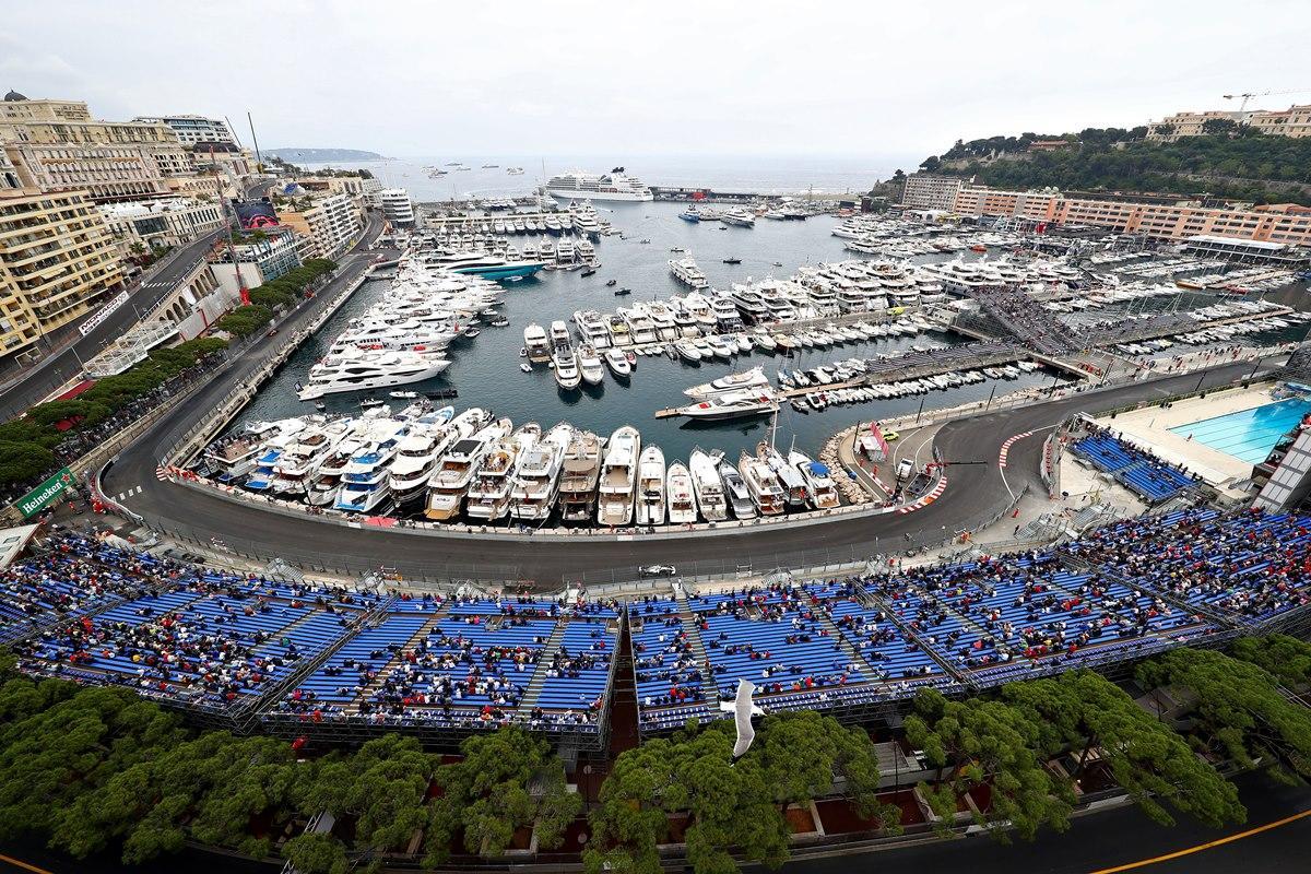 65733f5b2a F1 Grand Prix of Monaco - Practice