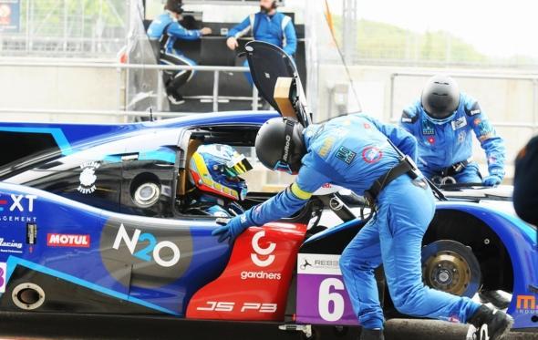 Ανδρέας Λασκαράτος: ο 1ος Έλληνας που τρέχει στους αγώνες European Le Mans Series
