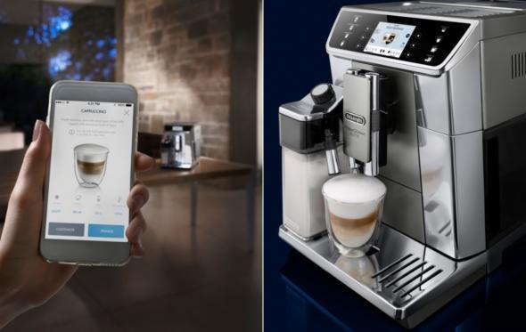 PrimaDonna Elite: μια μηχανή-ντίβα του καφέ