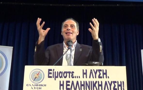 Κυριάκος Βελόπουλος: από την κηραλοιφή στην Ευρωβουλή