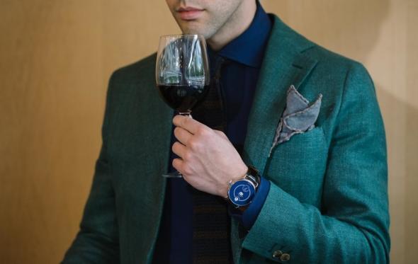 Το τελετουργικό της δοκιμής του κρασιού