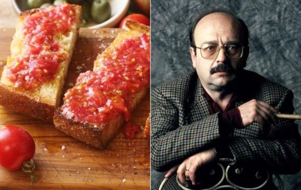 Ο κρητικός ντάκος, το καταλανικό pan con tomate και ένας ιδιωτικός ντετέκτιβ