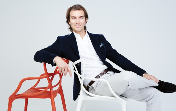 Federico Luti: «Μας ρωτούν συχνά: Πώς μπορούμε να δουλέψουμε σε εσάς;»
