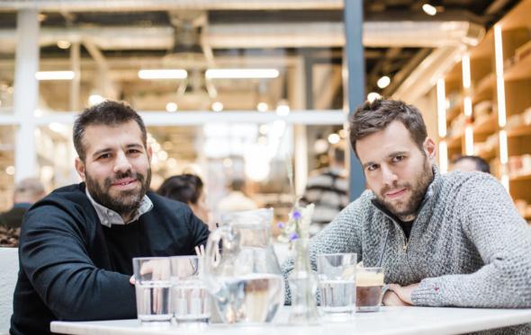 Αδελφοί Δούζη – ERGON: «Στο εξωτερικό ο κρύος espresso μας είναι talk of the town»