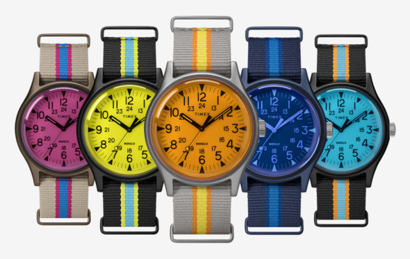TIMEX MK1 California: Ένα φρέσκο και αξιόπιστο fun watch για το καλοκαίρι