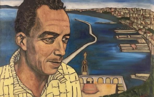 Αλμπέρ Καμύ: «Η θάλασσα μες στα χέρια μας»
