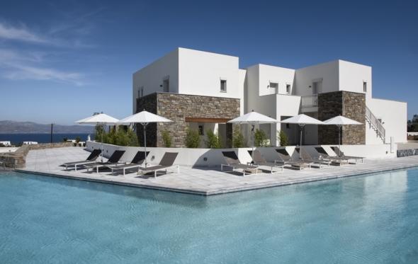 Summer Senses Luxury Resort στην Πάρο: πέντε αστέρια και για τις πέντε αισθήσεις μας