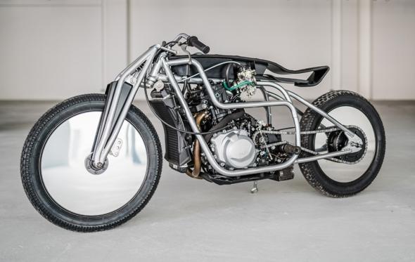 BMW Motorrad F 850 GS: ο δίτροχος φόρος τιμής στο Bauhaus