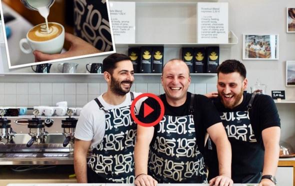 10 χρόνια Taf Café: το πιο φιλικό στέκι για τον πιο ψαγμένο καφέ