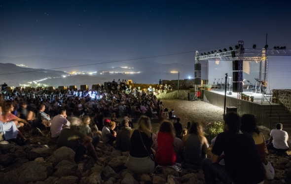 Δημήτρης Τρύφωνας: «Το Φεστιβάλ αναδεικνύει τον Μόλυβο, μάς έχει αγκαλιάσει ο κόσμος»