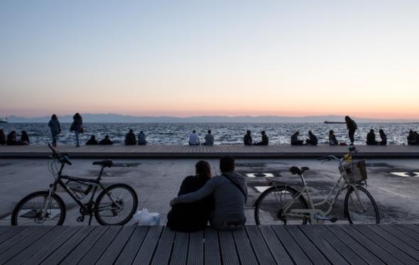 Ποδηλατώντας στην πόλη: ένας οδηγός επιβίωσης