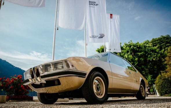 BMW Garmisch: αναβιώνει το αυτοκίνητο-γλυπτό του εμβληματικού σχεδιαστή Marcello Gandini