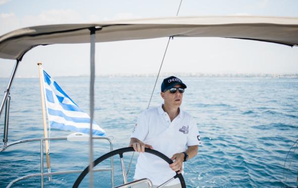 Γεράσιμος Γερολυμάτος: «Έτσι εκπροσωπούμε τη βιομηχανία του θαλάσσιου τουρισμού μας στο εξωτερικό»
