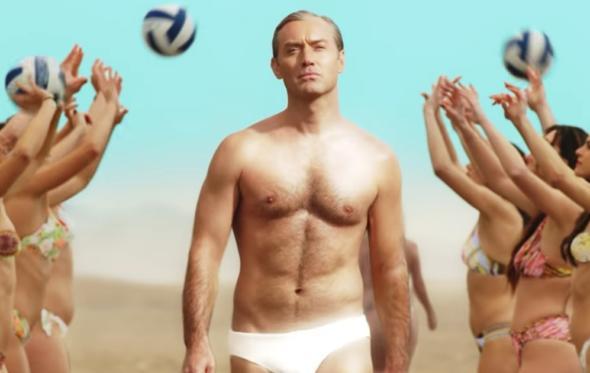 Το πρώτο teaser του «The New Pope»: Ο Πάπας είναι γυμνός