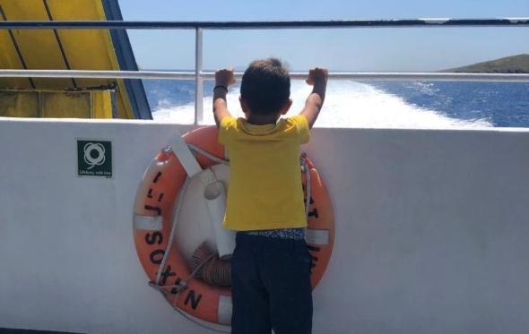 Το καλοκαίρι μας, τα παιδιά μας