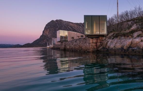 Manshausen: το νορβηγικό νησί που φορτίζεις τις μπαταρίες σου