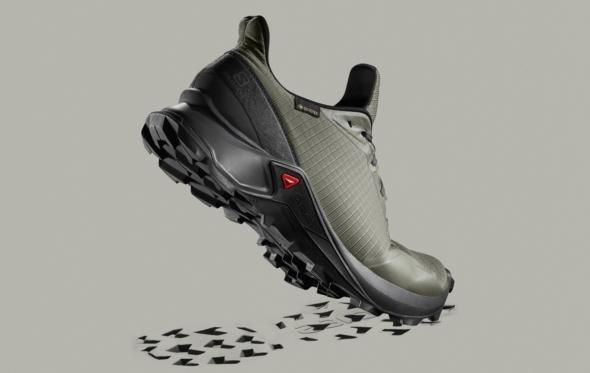 Alphacross GTX: το SUV των παπουτσιών