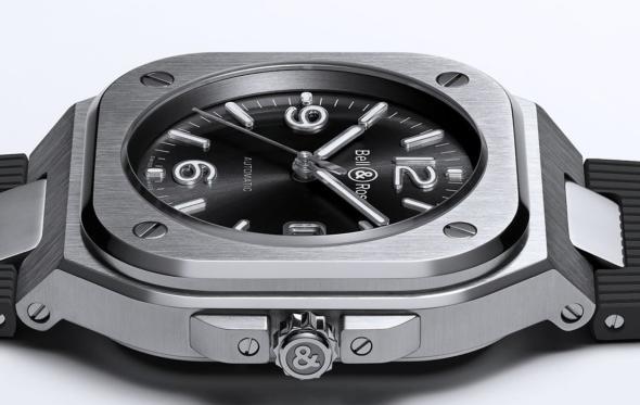 Η νέα σειρά BR-05 της Bell & Ross: Αποστολή, ο τετραγωνισμός του κύκλου